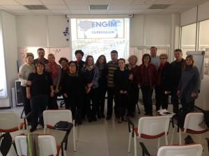 Inspectorii școlari din România în schimbul de experiență din Italia