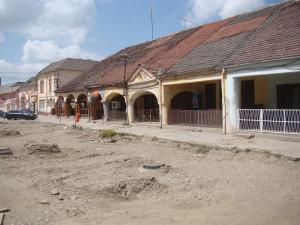 Lipova, bazarul turcesc (Foto: Andrei-Ionel Bergheș)