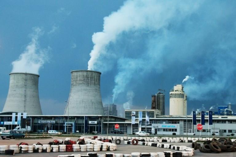 Fenomenul industrial în România