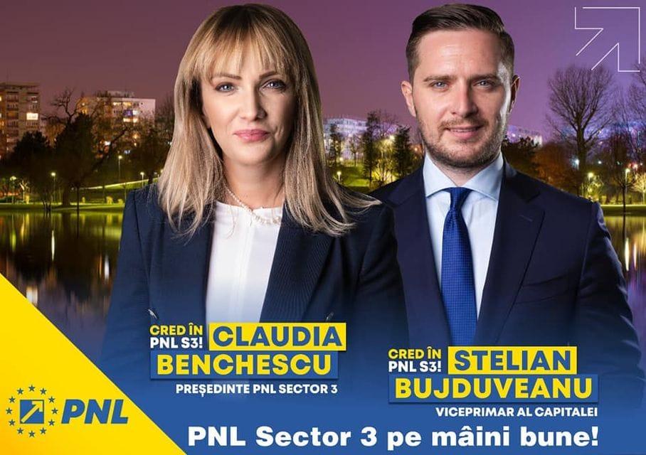 Povestea candidatei de la PNL Sector 3, Claudia Benchescu