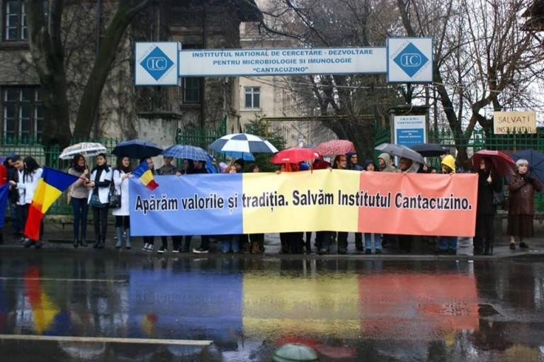 Institutul Cantacuzino infestat de nepăsarea autorităților