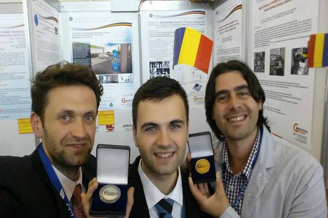 Inventator român obține medalia de AUR  la Salonul Internaţional de Invenţii de la Geneva