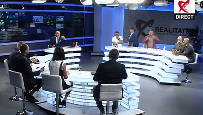 SCANDAL de zile mari la Realitatea TV. Jurnalistul Alex Căutiș a fost dat afară din emisiunea lui Rareș Bogdan