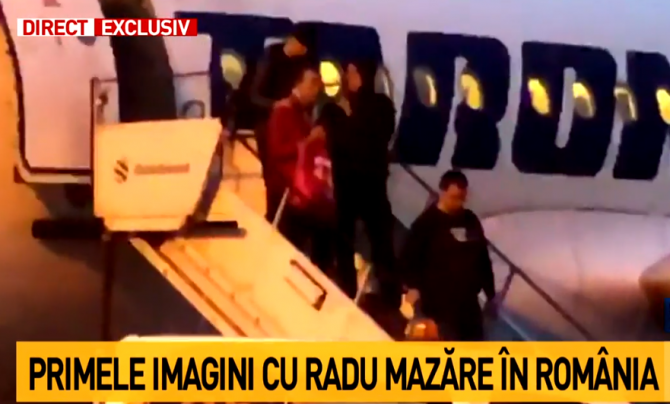 Mazăre a ajuns la Penitenciarul Rahova. Precizări de ULTIMĂ ORĂ de la IGPR